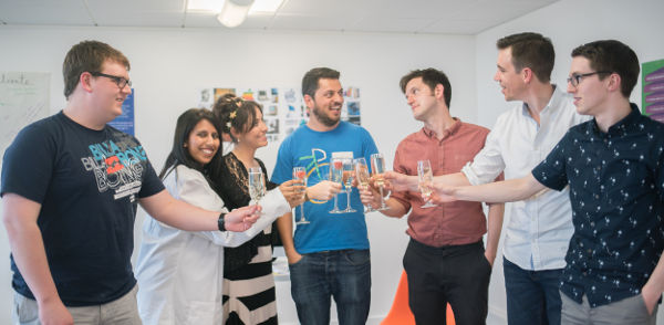 Nimvelo Internal Launch Celebration